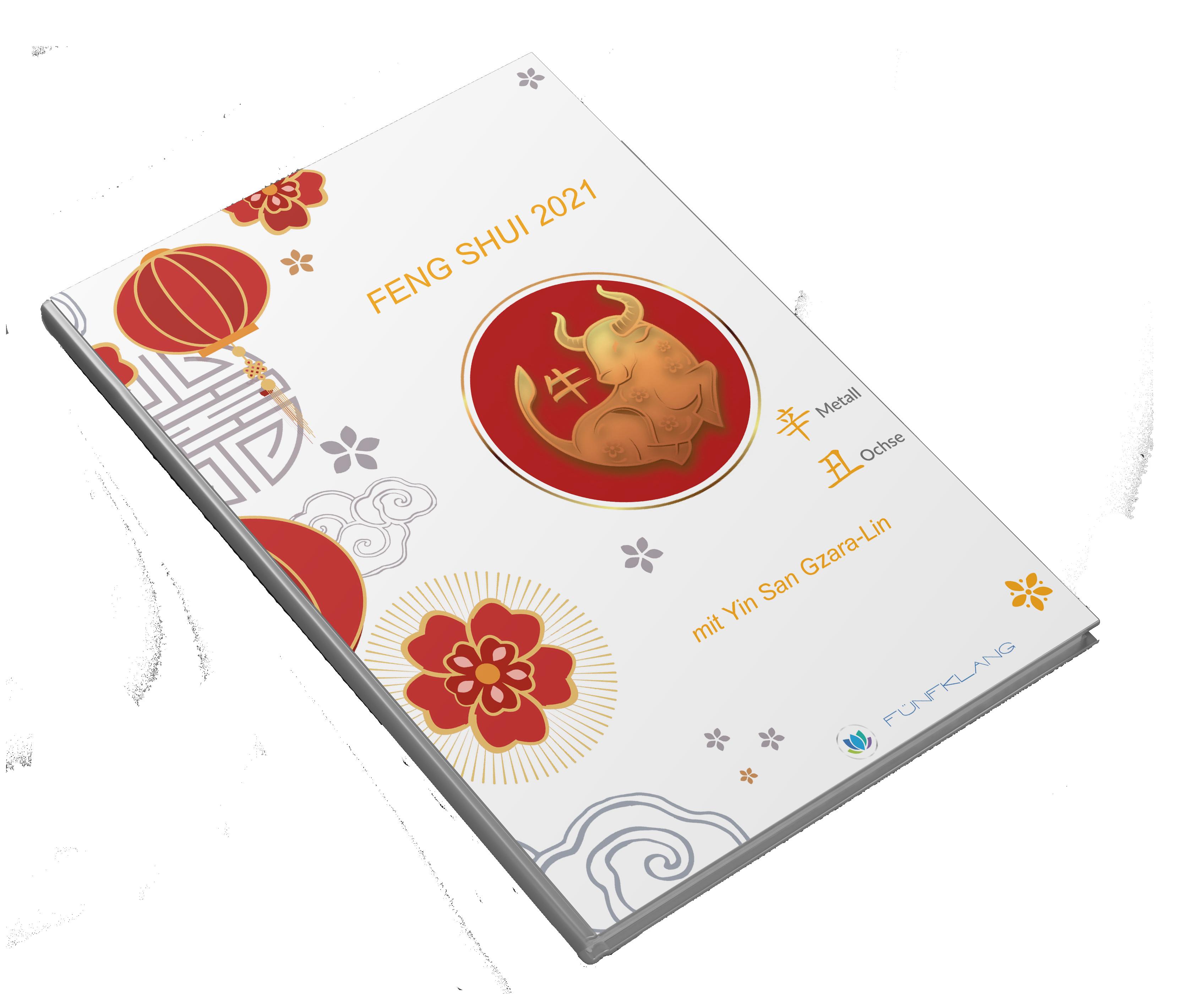 Gratis Feng Shui E-Book zu den fliegenden Sternen 2021